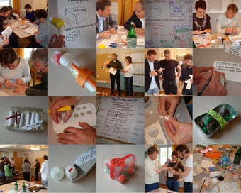 Impressionen vom LePatron Workshop